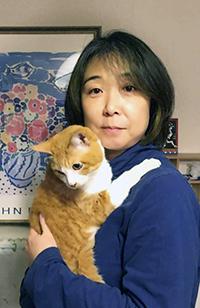 【お客様の声】現役の動物看護師です。自宅でのケアに取り入れています。(神奈川県)中村さん 動物看護師