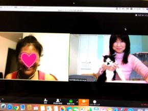 【お客様の声】遠くハワイの猫ちゃんのために健康ケアを学んでくださいました